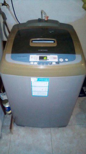 Lavadora automática samsung 12 kg