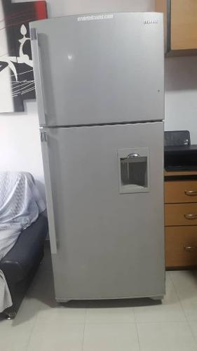 Nevera samsung dos puertas con dispensador sin escarcha