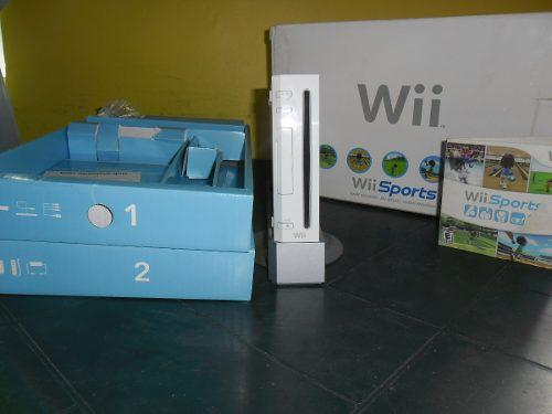Nintendo wii blanco original usado