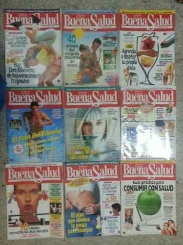 26 revistas buena salud coleccion, kiosko