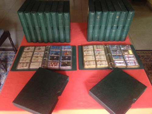 Colección de tarjetas telefónicas de venezuela nuevas.