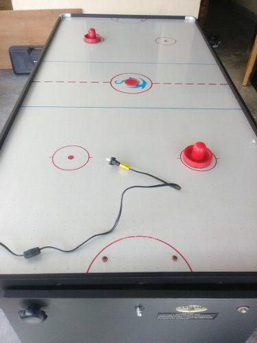 62f47f47d Excelente mesa de juegos 3 en 1 pool ping pong
