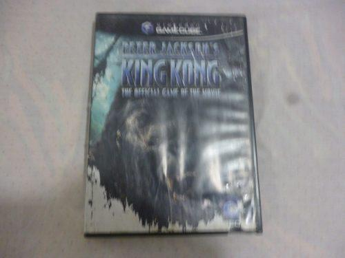 Juego game cube king kong: the 8th wonder of the world