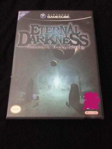 Juego gamecube e. darkness lea descripción por fav