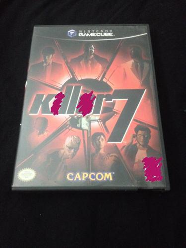 Juego gamecube k7 lea descripción