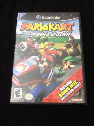 Juego gamecube mario kart double dash lea descripción