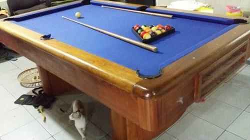 Mesa de pool usada en muy buen estado.