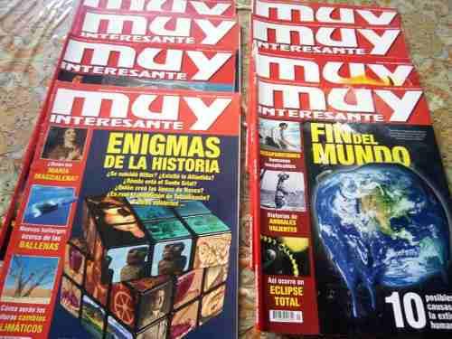 Revista muy interesante, oferta