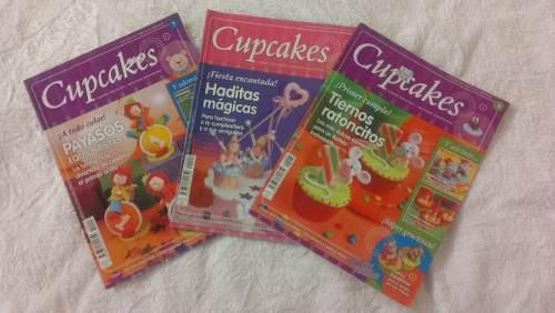 Revistas para repostería (combo)