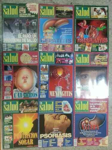 Tu salud la revista del bienestar (13) kiosko, coleccionista