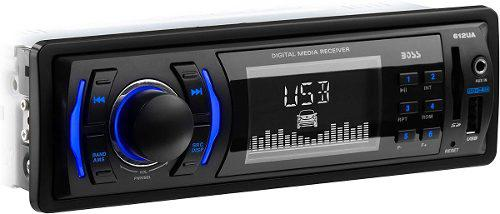 Reproductor para carro boss audio systems mp3 usb