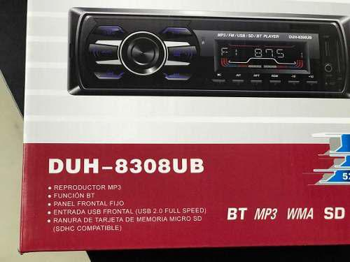 Reproductor pioneer usb sd aux bluetooth mp3 control 28