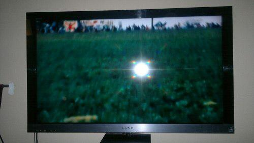 Tv lcd sony bravia 46 + base aerea