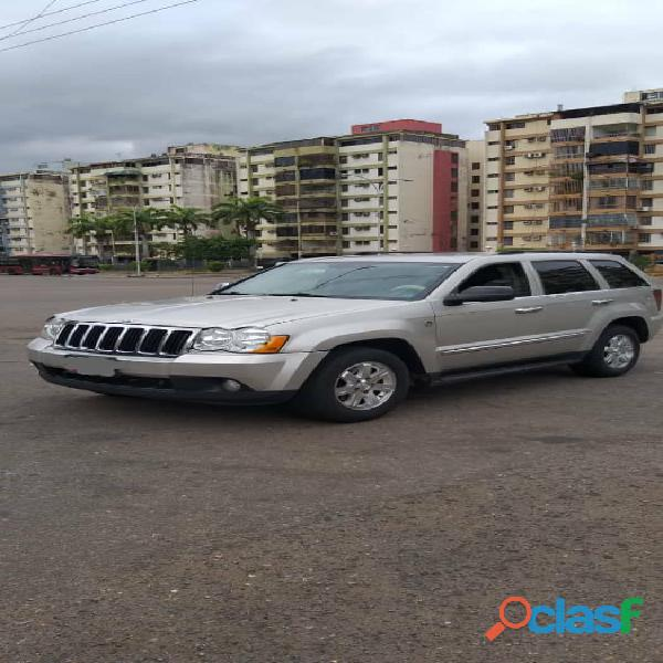 Grand cherokee limited 2009