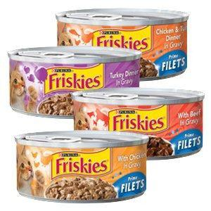 Alimento Gatos Friskies Alimento Humedo Latas