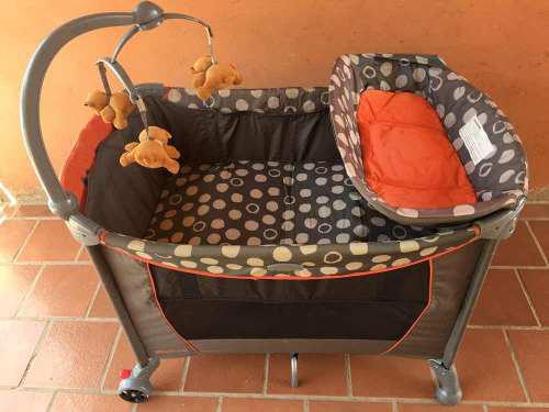 Corral cuna bebe niño (usado como nuevo)