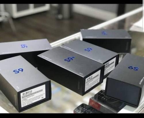 Samsung galaxy s9 regular + tienda fisica+obsequio