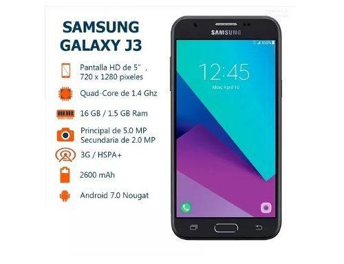 Samsung j3 luna pro 16gb liberado promoción ! marzo 2019