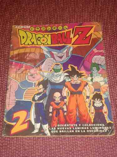Album dragon ball z 2 navarrete