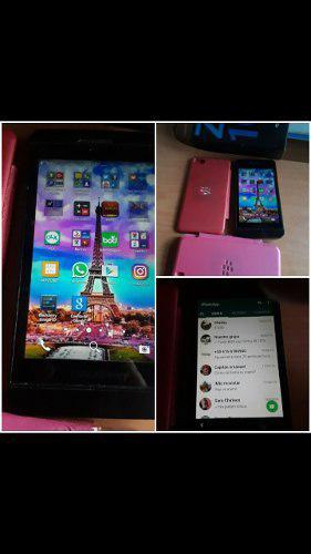 Blackberry z10 con andoid y whatsapp
