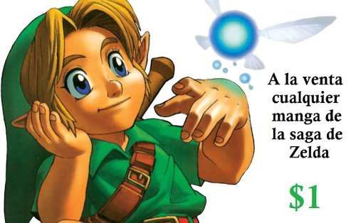 Pack Manga De Zelda
