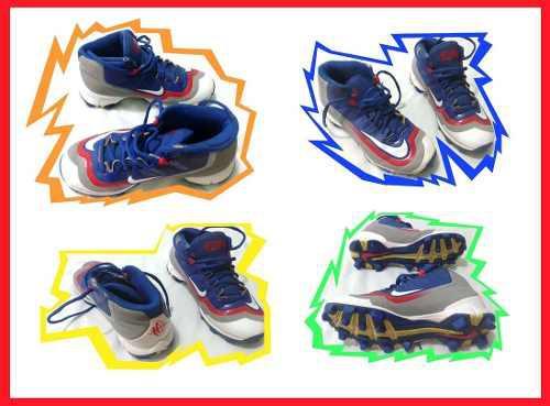 Tacos/zapatos de béisbol para niño bs.15.000
