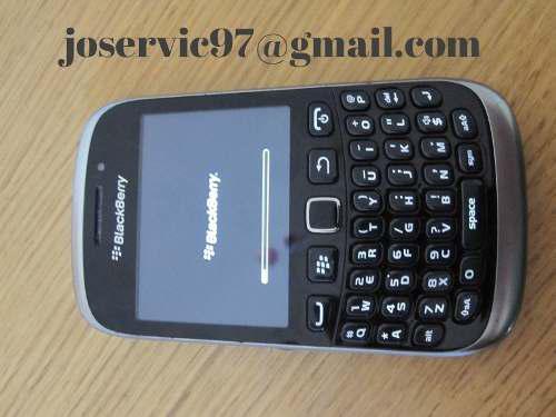 Telefono Celular Blackberry Curve 9320 Liberado Con Whatsapp