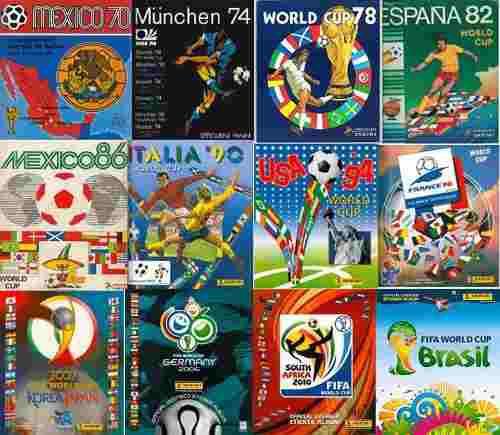 lbumes Mundiales De Fútbol 1970-2018 (pdf)