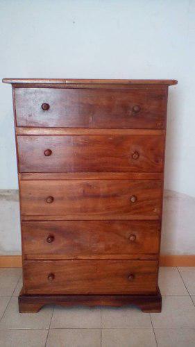 Mueble gavetero chifonier madera saman negociable