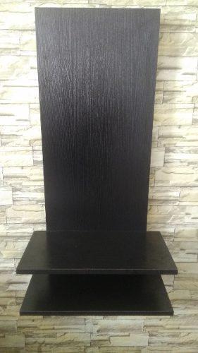 Muebles aéreos de pared, modernos para tv.