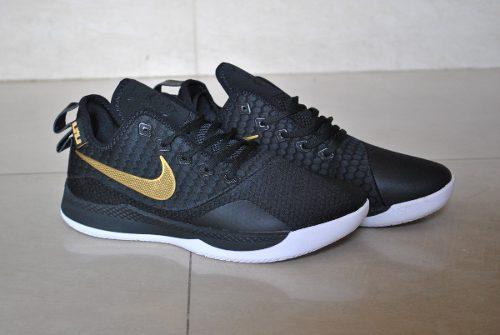 bajo precio f7933 e4084 Kp3 Zapatos Caballeros Nike Lebron James Witness 3 Negro/dor