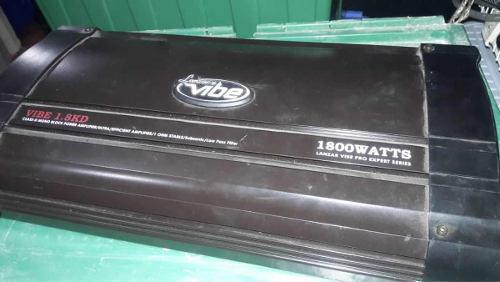 Planta amplificador lanzar vibe 1800 watts