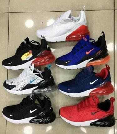 Zapatos deportivos negros Nike Racer para hombre talla 40