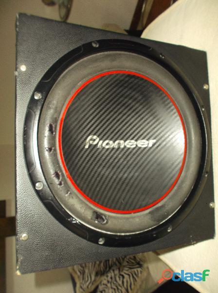 Bajo pioneer 12 pulgadas ts w304r 1300w