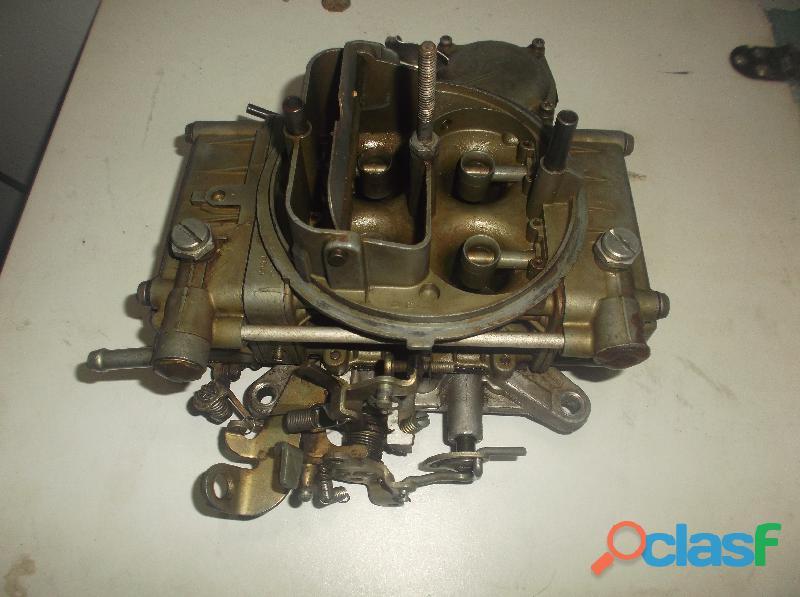 Carburador Holley 4 Bocas 650