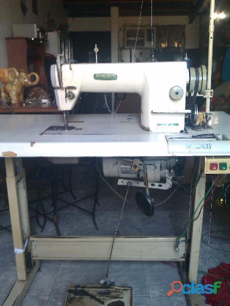 Vendo dos maquinas industriales textil recta y overlock