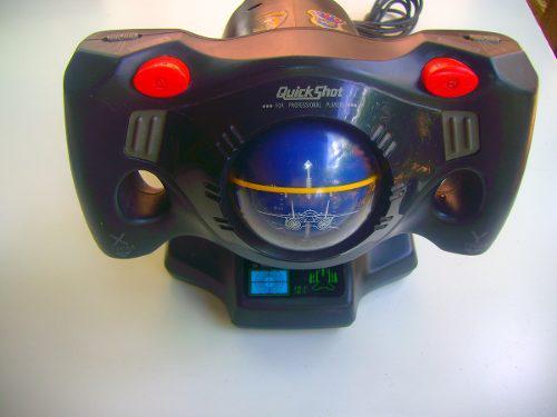 Simulador de vuelo quick shot