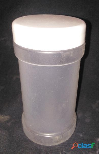 Envase tipo frasco o tarro de plástico para 200 grs