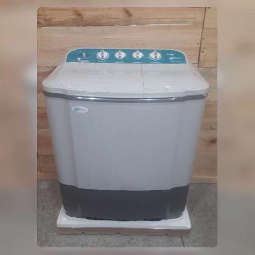 Lavadora semi-automatica 7 kg g deluxe (somos tienda)