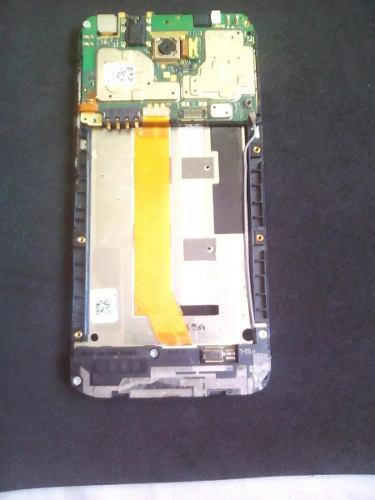 Placa de celular acatel touch one 6036a