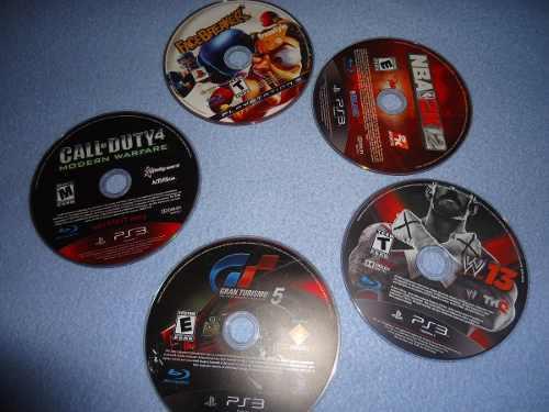 Videos juegos ps3 combo 5 juegos