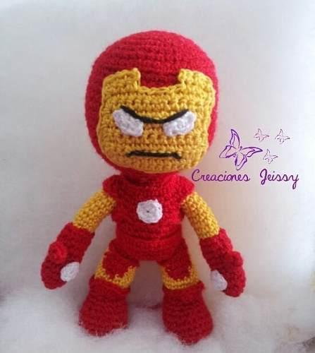 Amigurumis (peluches tejidos a crochet) variedad de modelos