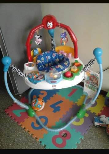 Brinca brinca fisher-price jumperoo para bebes