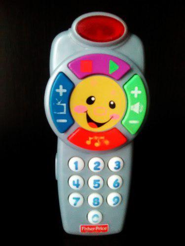 Juguete fisherprice telefono interactivo
