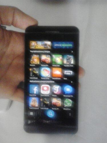 Telefono 2 celular blackberry z10, negro y blanco !!oferta!!