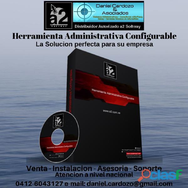 Distribuidor autorizado a2softway. servicio y soporte técnico.