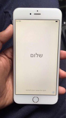 Iphone 6 plus 64gb (usa) tienda
