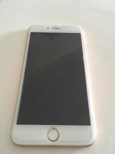Iphone 6 plus gold dorado 16gb