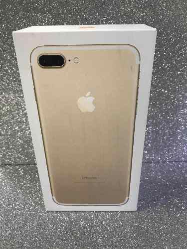 Iphone 7 plus 128gb dorado