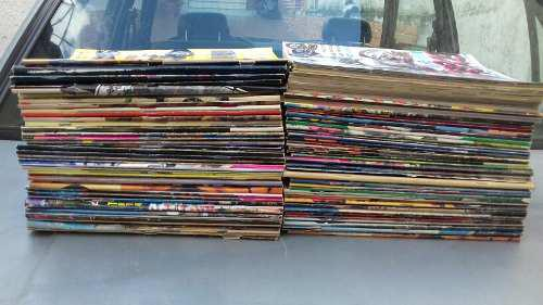 Lote de revistas de motos del año 1991 al 1994
